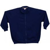 Honeymoon Cardigan vest 1400-80 navy 7XL