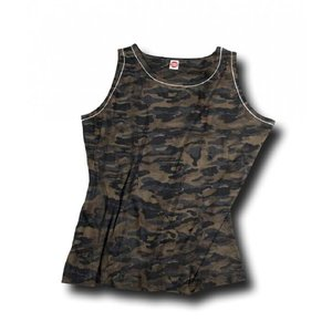 Honeymoon Tanktop 7034 camouflage 4XL