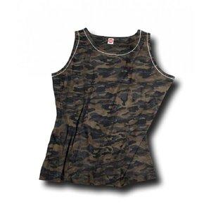 Honeymoon Tanktop 7034 camouflage 7XL
