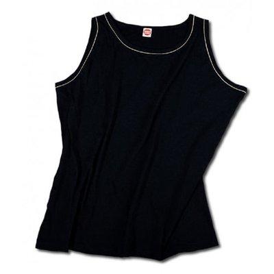 Honeymoon TankTop zwart 7000-99 7XL