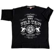 Honeymoon T-shirt Wild West 2058-PR 3XL - Copy - Copy - Copy - Copy - Copy