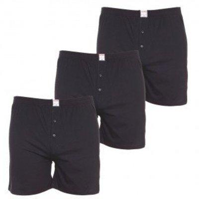 Adamo boxers black 129610/700 3XL