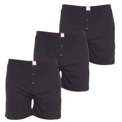 Adamo boxers zwart 129610/700 3XL/10