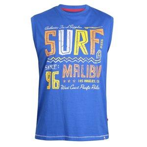 Duke/D555 Mouwloos T-shirt KS60650 3XL