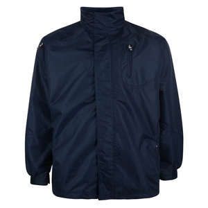 KAM Jeanswear Rain jacket KVS KV01 navy 3XL