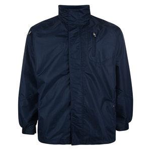KAM Jeanswear Regen jas KVS KV01 navy 4XL