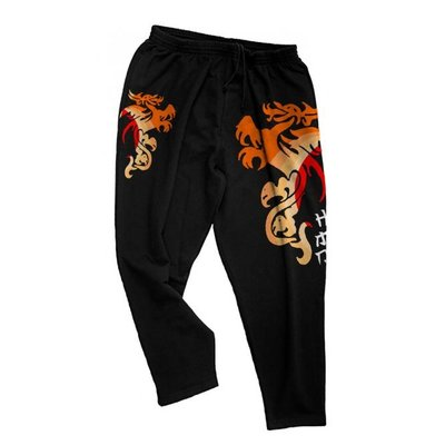 Honeymoon Joggingbroek dragon 7XL