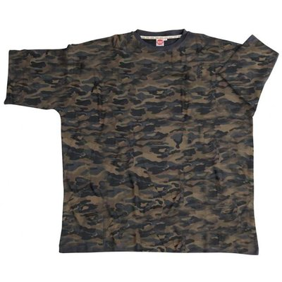 Honeymoon T-shirt Camouflage 2034 5XL