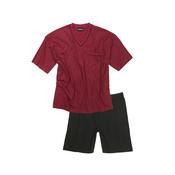 Adamo Pyjama kort 119251/590 5XL
