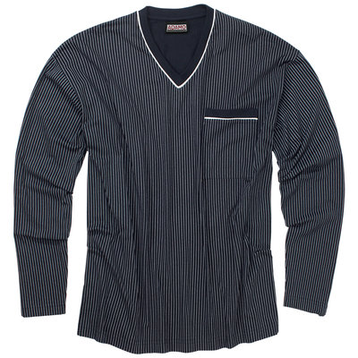 Adamo Pyjama lang 119252/360 2XL