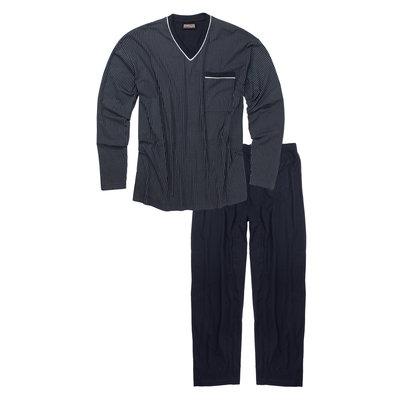 Adamo Pajamas long 119252/360 7XL