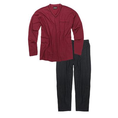 Adamo Pyjama lang 119252/590 4XL