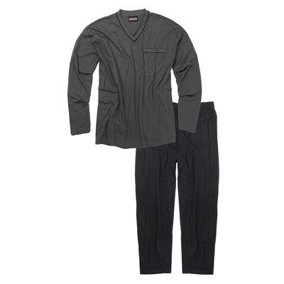 Adamo Pyjama lang 119252/710 5XL