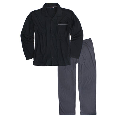 Adamo Pajamas long 119265/700 7XL