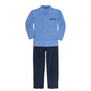Adamo Pajamas long 119265/320 6XL