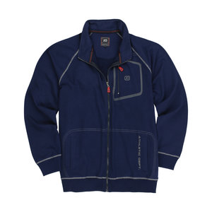 Adamo sweatjacket 159804/360 9XL