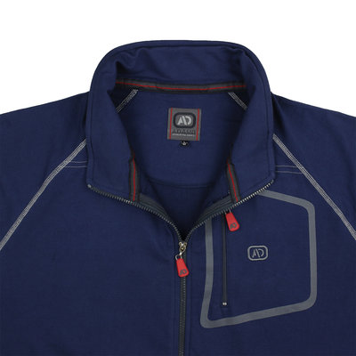 Adamo sweat jacket 159804/360 9XL