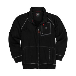 Adamo sweatjacket 159804/700 8XL