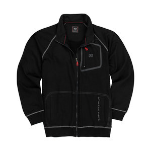 Adamo sweatjacket 159804/700 9XL