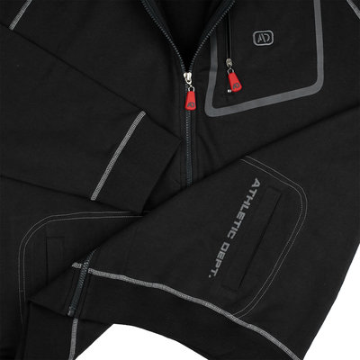 Adamo sweat jacket 159804/700 14XL