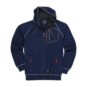Adamo sweatjacket hoody 159806/360 9XL