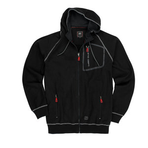 Adamo sweatjacket hoody 159806/700 8XL