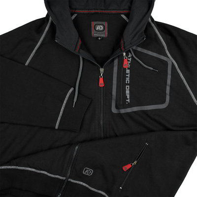 Adamo sweat jacket hoody 159806/700 10XL