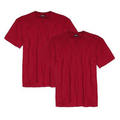 Adamo T-shirt 129420/520 10XL (2 pieces)