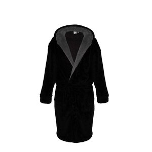 Duke/D555 Bathrobe 910900 black 6XL
