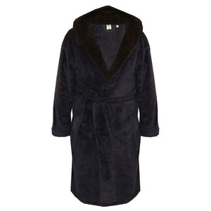 Duke/D555 Bathrobe 910901 navy 7XL