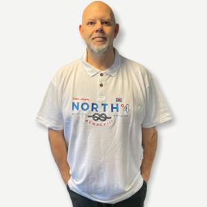 North 56 Polo 11109/000 10XL