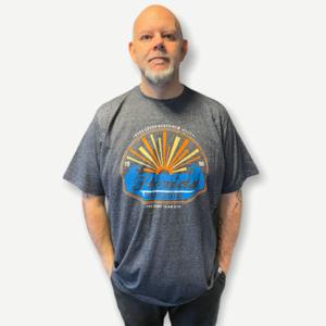 Duke/D555 T-shirt 600907 2XL