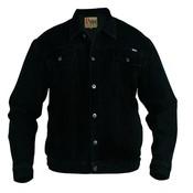 Duke/D555 Jeans Jacket demin black 130110 5XL
