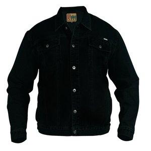 Duke/D555 Jeans Jacket demin black 130110 7XL
