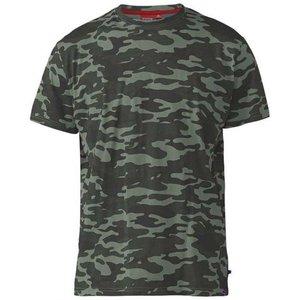 Duke/D555 T-shirt Gaston Jungle 7XL