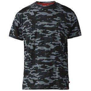 Duke/D555 T-shirt Gaston Storm 3XL