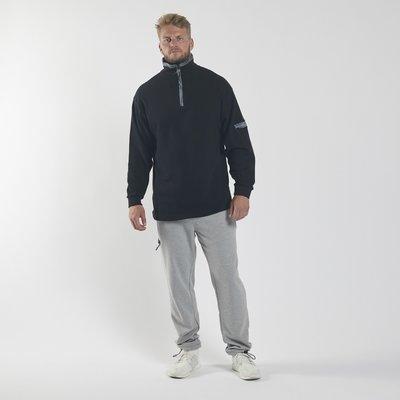 North 56 Sweater zwart 99202/099 6XL
