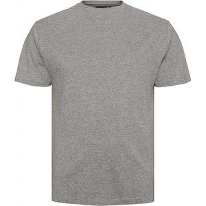North 56 T-shirt 99010/050 grijs 2XL