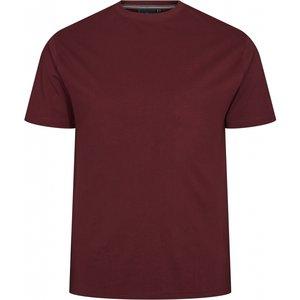 North 56 T-shirt 99010/380 bordeaux 2XL