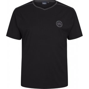 North 56 Pyjama shirt v-neck short 99818 2XL