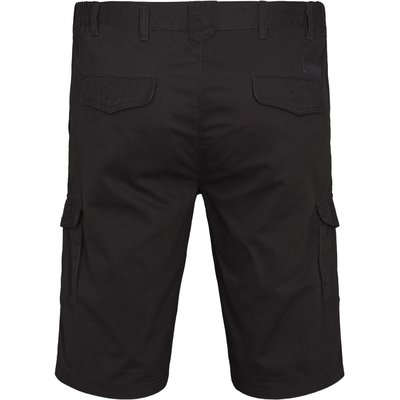 North 56 Cargo short 99810/099 zwart 2XL