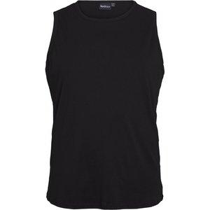 North 56 Onderhemd 99015/099 zwart 5XL