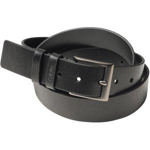 North 56 Belt 99107/099 Black 120 cm