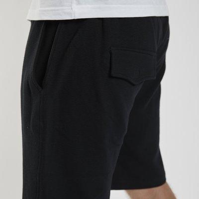 North 56 Sweat short zwart 99401/099 5XL