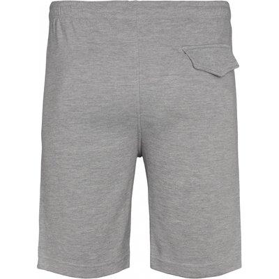 North 56 Sweat short grijs 99401/040 5XL