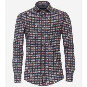 Casa Moda Overhemd LM 413720100/100 3XL
