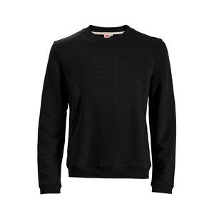 Honeymoon Sweatshirt 1000-99 zwart 8XL