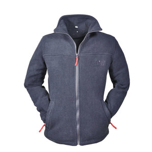 Brigg Fleece jacket navy 10824644 3XL