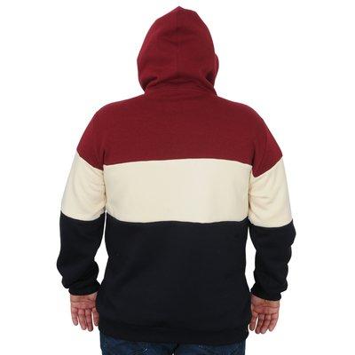 Hoody 21323 rood 5XL