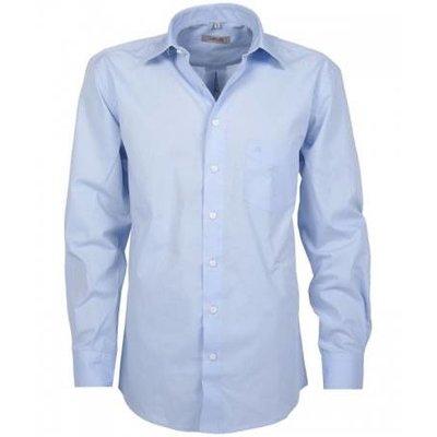 Arrivee Arrivee hemd LM licht blauw 49/50 4XL